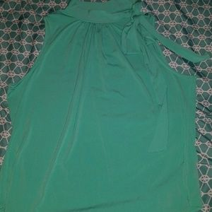 Liz claiborne dress top